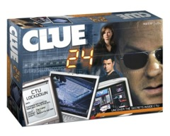 Clue: 24 Edition