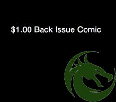 $1.00 Back Issue Comic