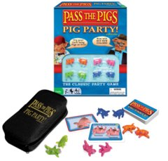 Pass The Pigs (Party Edition) (Colors May Vary)