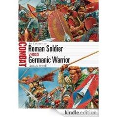Combat: Roman Soldier vs Germanic Warrior