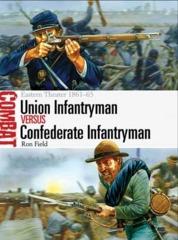 Combat: Union Infantryman vs. Confederate Infrantryman