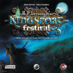 H.P. Lovecrafts' Kingsport Festival Board Game