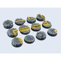 Cobblestones 25mm Round Bases (5)