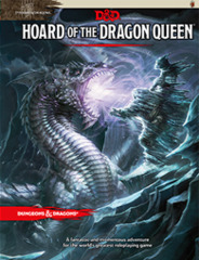 Dungeons and Dragons RPG 5th Edition: Hoard of the Dragon Queen Adventure