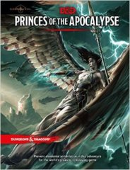 Dungeons and Dragons RPG 5th Edition: Princes of the Apocalypse