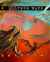 13th Age RPG: True Ways