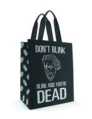 Doctor Who Don't Blink Tote