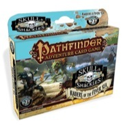 Pathfinder Adventure Card Game: Skull & Shackles Deck 2 Raiders of the Fever Sea