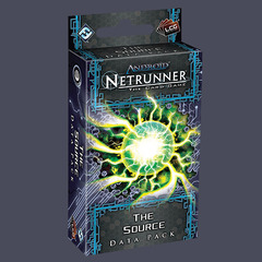 Android: Netrunner - 3-6 The Source