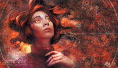 Arkham Horror: The Card Game Playmat Across Space and Time
