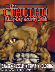 The Cthulhu Rainy-Day Activity Book