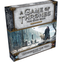 A Game of Thrones: The Card Game (2nd Edition) - D-3: Watchers on the Wall
