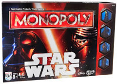Monopoly: Star Wars (Force Awakens)