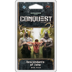 Warhammer 40,000: Conquest 1 - 6 Descendants of Isha