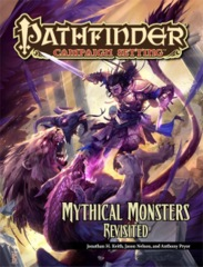 Pathfinder RPG Mythical Monsters Revisited: Campaign Setting