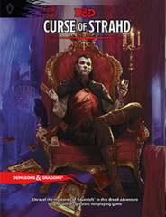 Dungeons and Dragons RPG 5th Edition: Curse of Strahd