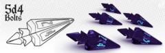5d4 Bolts - Violet Storm with Lightning