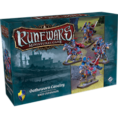 RuneWars: The Miniatures Game - Oathsworn Cavalry Unit Expansion