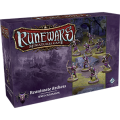 RuneWars: The Miniatures Game - Reanimate Archers Unit Expansion