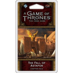 A Game of Thrones: The Card Game (2nd Edition) - 3-3: Fall of Astapor