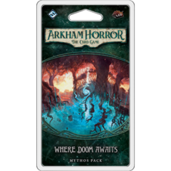 Arkham Horror: The Card Game 1-6 Where Doom Awaits