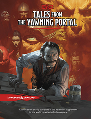 Dungeons and Dragons RPG 5th Edition: Tales from the Yawning Portal