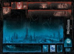 Android: Netrunner - System Breach 2 Player Playmat
