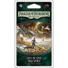 Arkham Horror: The Card Game 1-7 Lost in Time and Space