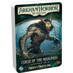 Arkham Horror: The Card Game POD-1 Curse of the Rougarou