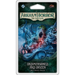 Arkham Horror: The Card Game 1-5 Undimensioned and Unseen