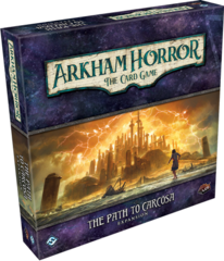Arkham Horror: The Card Game 2-1 The Path to Carcosa