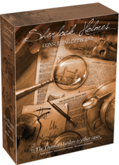 Sherlock Holmes: Consulting Detective - The Thames Murders and Other Stories