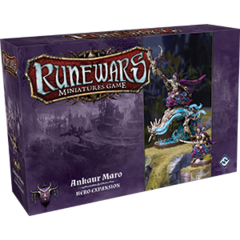 Runewars: The Miniatures Game - Ankaur Maro Expansion Pack