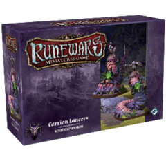 Runewars: The Miniatures Game - Carrion Lancers Expansion Pack