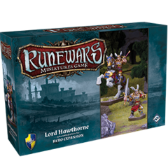 Runewars: The Miniatures Game - Lord Hawthorne Expansion Pack