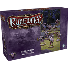 Runewars: The Miniatures Game - Reanimates Expansion Pack
