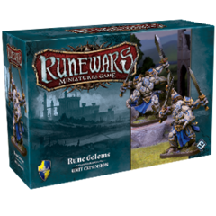Runewars: The Miniatures Game - Rune Golems Expansion Pack