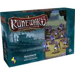 Runewars: The Miniatures Game - Spearmen Expansion Pack