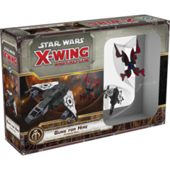 Star Wars: X-Wing Miniatures Game - Guns for Hire Pack