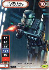 Aurebesh Extended Art Death Trooper Promo