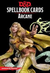 Dungeons and Dragons RPG 5th Edition: Spellbook Cards - Arcane Deck