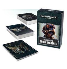 Warhammer 40,000 Datacards: Space Marines