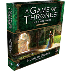 A Game of Thrones: The Card Game (2nd Edition) - D-4: House of Thorns