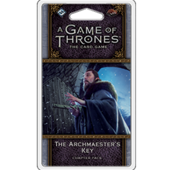 A Game of Thrones: The Card Game (2nd Edition) - 4-1: The Archmaester's Key