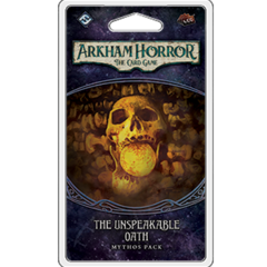 Arkham Horror: The Card Game 2-3 The Unspeakable Oath