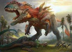 Jurassic Draft