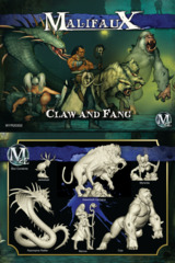 Claw and Fang - Marcus Crew Box