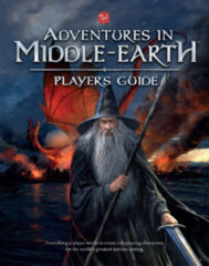Dungeons and Dragons RPG 5th Edition: Adventures in Middle-Earth - Player's Guide