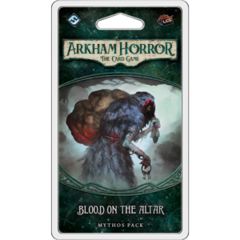 Arkham Horror: The Card Game 1-4 Blood on the Altar
