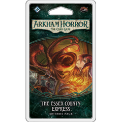 Arkham Horror: The Card Game 1-3 The Essex County Express
